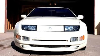 Insanely Fast Twin Turbo 300ZX vs Procharged 2014 Mustang 5.0