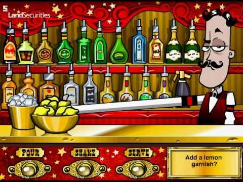 Как в игре бармен сделать огонь - Термо Дом