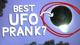 Vat19 Made a UFO Prank That Actually Worked!