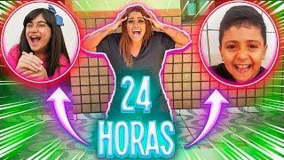 24 HORAS COMENDO O QUE CRIANCAS ESCOLHERAM !!!
