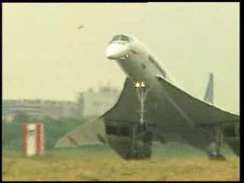 Concorde Tribute Compilation