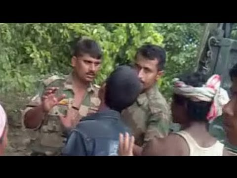 Another girl in Assam molested, allegedly by Army jawans