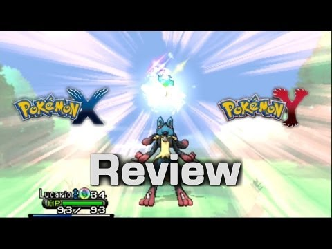 Pokemon X and Y - Review