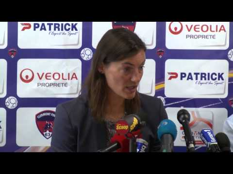 Corinne Diacre wird zweite Trainerin in Folge bei Clermont-Foot 63 | Ligue 2