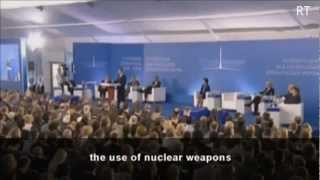 Medvedev Warns of Possible Impending Nuclear War