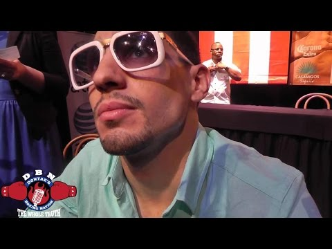 """DANNY GARCIA THOUGHTS ON FACING ERROL SPENCE: """"HE'S MENTALLY READY BUT........"""