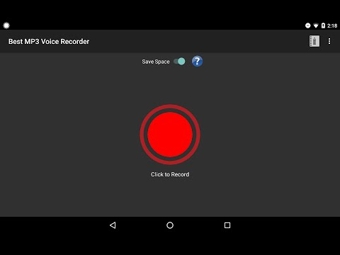 Best MP3 Voice Recorder