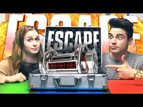 ESCAPE ROOM! | Stuu
