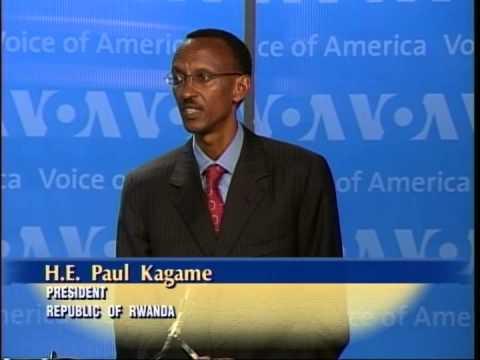 Inedit: Paul Kagame repond a Abraham Luakabuanga et  reconnait avoir massacre au Congo.