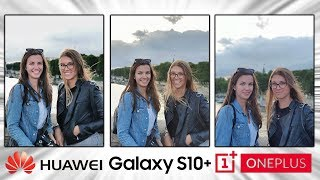 Oneplus 7 pro vs Galaxy s10 plus vs Huawei P30 pro, le battle de la photo