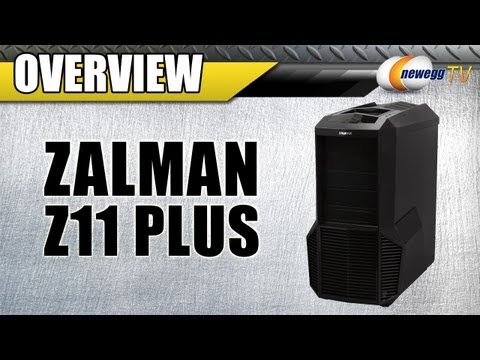 Newegg TV: ZALMAN Z11 Plus Computer Case Overview