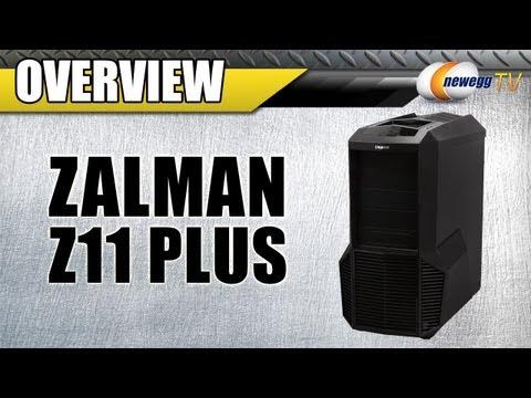 Newegg TV: ZALMAN Z11 Plus Computer Case Overview