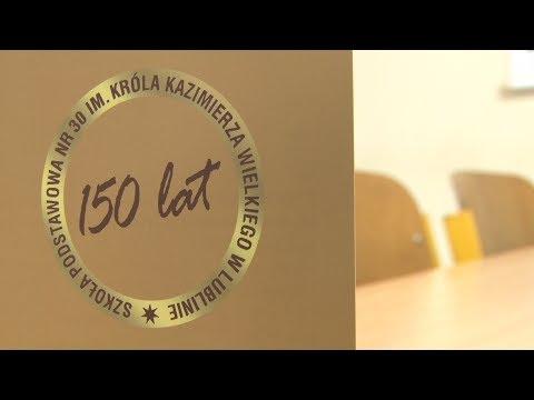 150-lecie Szkoły Podstawowej Nr 30 Im. Króla Kazimierza Wielkiego W Lublinie