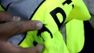 Como quitar estampados, serigrafía de la ropa / How to remove prints of clothes