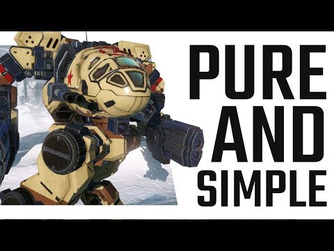 Pure and simple straightforward Timber Wolf Build - Mechwarrior Online The Daily Dose #457