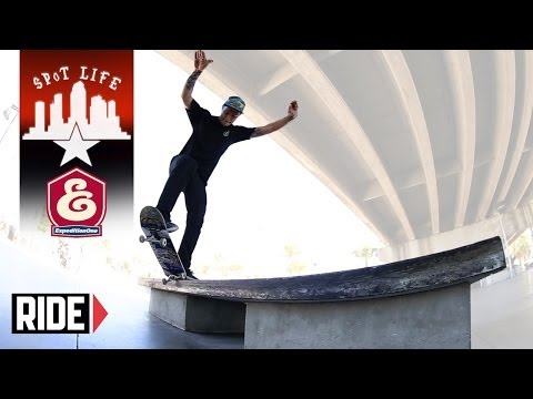 Ryan Gallant and Joey Pepper Skate FL with SPoT Crew