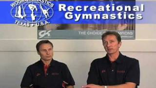 WOGA's Recreational Gymnastics Program
