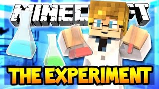 SCIENCE EXPERIMENT GONE WRONG! | The Experiment (Minecraft Adventure Map)