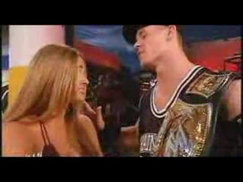 John Cena And Maria