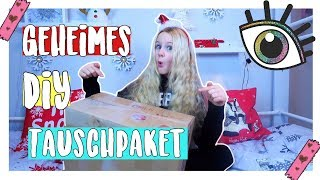 Geheimes DIY Tauschpaket mit Foxy Draws | MaVie Noelle