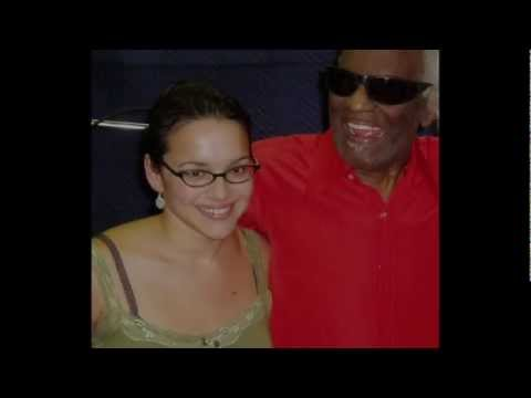 Ray charles final recording genius loves company wins eight grammy