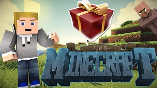 """How To Minecraft: 1.8 SMP Day #21 """"CHRISTMAS GIFT AND ASSASSIN SHOP!"""" w/KenWorth"""