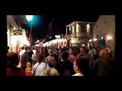 Bourbon Street Night Life