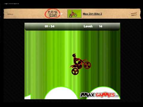 Max the dirt bike in 3 mins. All codes...