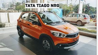 Tata Tiago NRG Launched At INR 5.50 Lakh In Images
