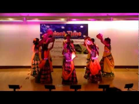 KAGW Talent time 2012 -Shriya and her friends dancing - dayya...