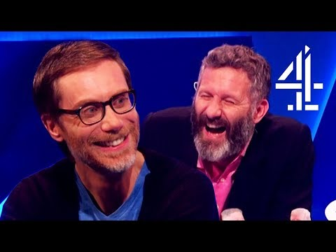 Stephen Merchant On Friendship With Dwayne Johnson & 'Fighting With My Family'   The Last Leg