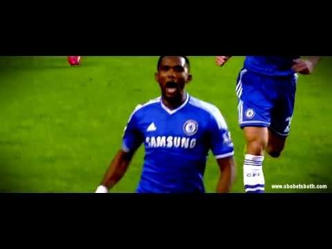 Eto'o Chelsea goal  2014
