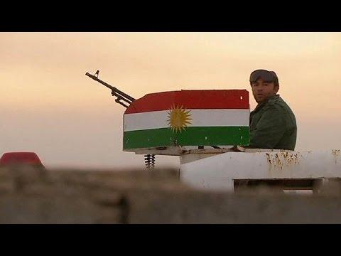 Peshmerga assault frees Yazidis trapped for months on Mount Sinjar