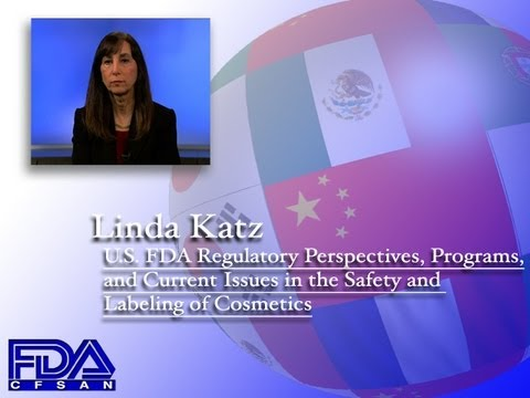 Current Issues in the Safety and Labeling of Cosmetics