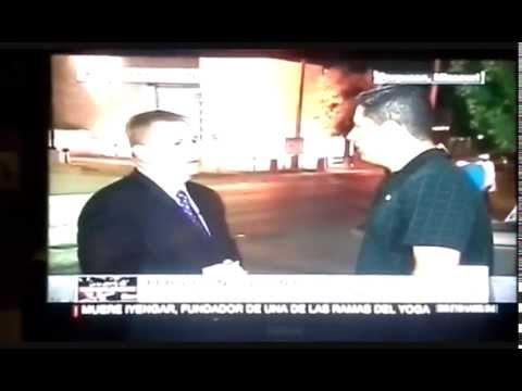 Abogado S Luis | Entrevista CNN con Fernando del Rincón #Ferguson