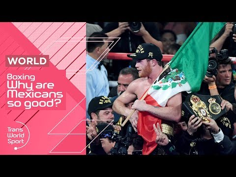 Why are Mexicans so good at Boxing?