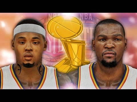 NBA 2K15 MyCAREER Playoffs Finals G4 - NO MORE COMING IN 2ND!!! The Finals MVP!?!