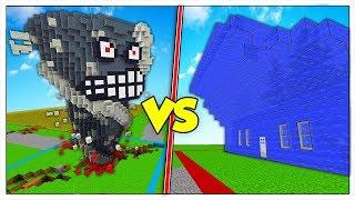 TORNADO BASE VERSUS TSUNAMI BASE! - Minecraft