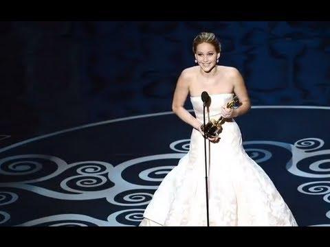 2013 Oscar Highlights! Jennifer Lawrence, Ben Affleck, Anne Hathaway!