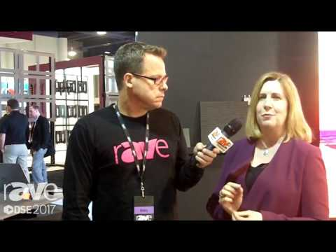 DSE 2017: Jennifer Davis and Gary Kayye Discuss Leyard and Planar's 4K and LED Solutions