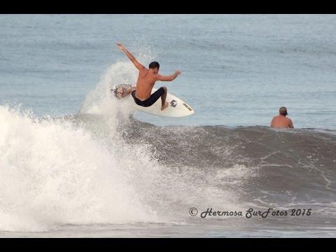 September 15 2015 Surfing Playa Hermosa Costa Rica
