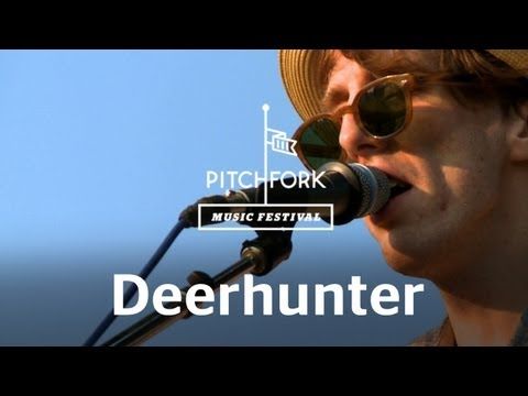 Deerhunter - Helicopter - Pitchfork Music Festival 2011