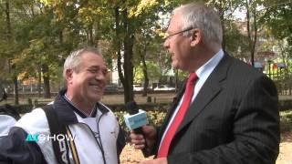 Provocare AISHOW: Dumitru Diacov reporter AISHOW