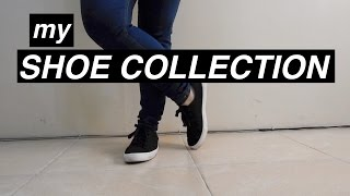 My Shoe Collection 2017 | Angelliepop