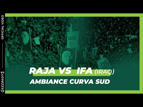 GREEN BOYS 05 - RAJA vs ifa ( ACL ) - Ambiance HD