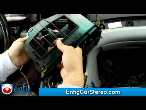 AUX iPod INSTALL BMW E46 3 Series 1999-2006 Dension GW1LBM1