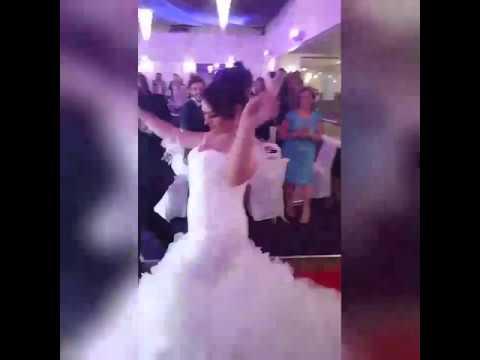 Wedding of Samantha & Caleb La'asia - Bridal Entrance to Jagged Edge - Lets Get Married