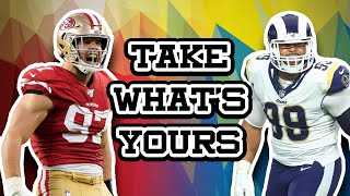 Battle for the West: Will the Rams Rebound or Will the 49ers Secure the Division? NFL Week 6 Matchup