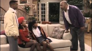 Fresh Prince- Funny Uncle Phil Moments