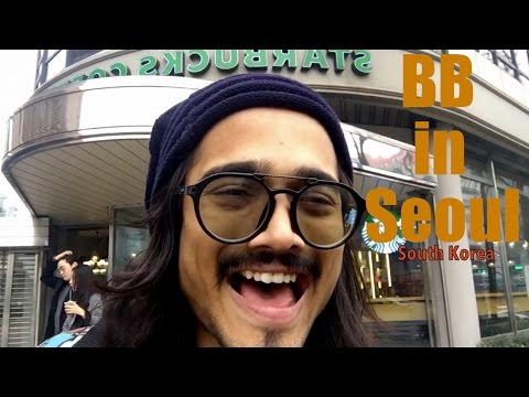 BB Ki Vines (Vlog #2)- | BB In Seoul |